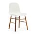 Product afbeelding van: Normann Copenhagen Form Chair stoel noten
