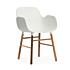 Product afbeelding van: Normann Copenhagen Form armchair stoel noten