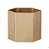 Product afbeelding van: Ferm Living Hexagon Pot Small