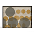 Product afbeelding van: Ethnicraft Sienna Layered Dots 61 cm dienblad / tafel