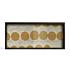 Product afbeelding van: Ethnicraft Sienna Dots 69 cm dienblad/tafel