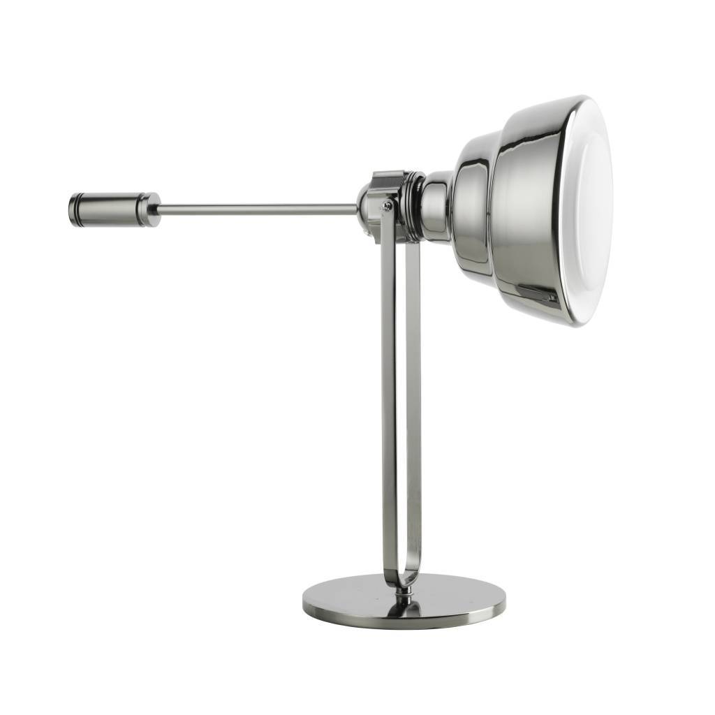 Diesel with Foscarini Glas tafellamp-Chroom