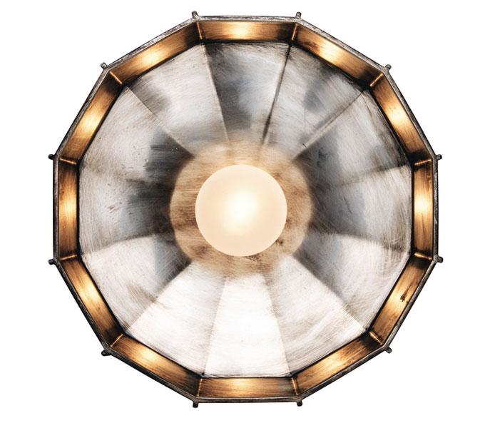 Diesel with Foscarini Mysterio plafondlamp-Zilver