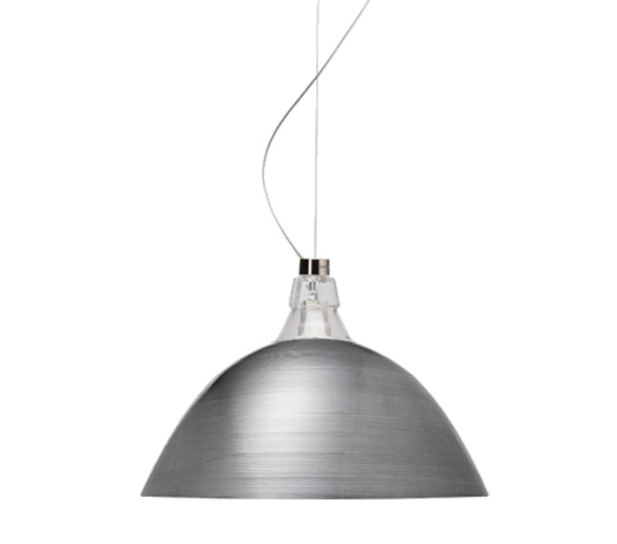 Diesel with Foscarini Bell hanglamp-Aluminium