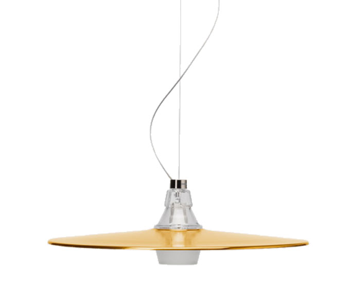 Diesel with Foscarini Crash hanglamp-Brons
