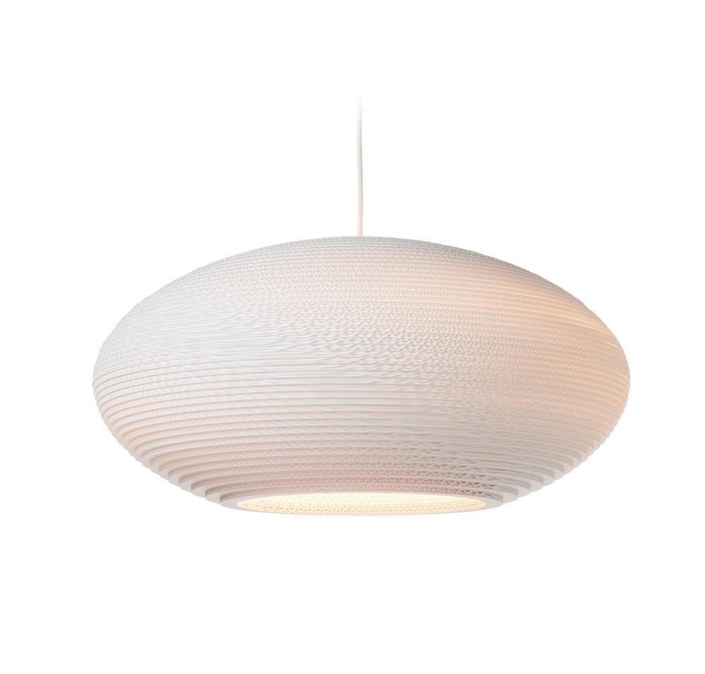 Graypants Disc wit hanglamp-� 61 cm