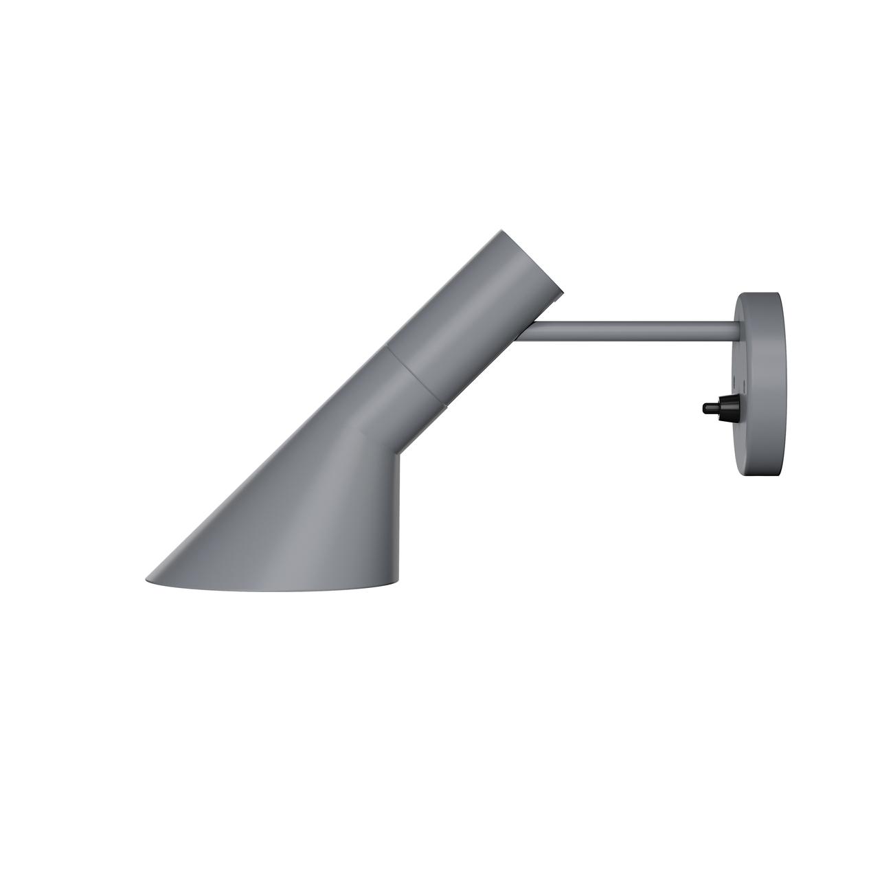 Louis Poulsen AJ wandlamp-Donker grijs