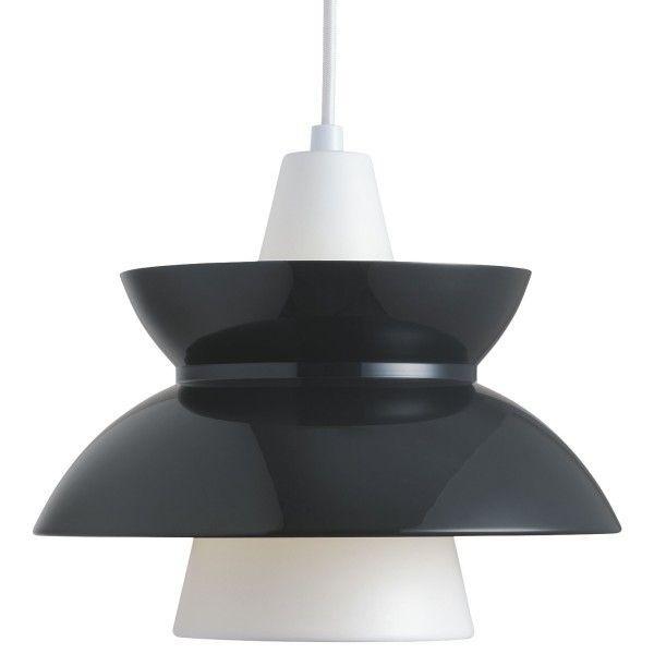 Louis Poulsen Doo-Wop hanglamp-Donker grijs