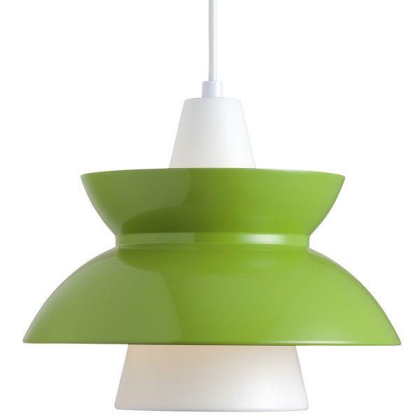 Louis Poulsen Doo-Wop hanglamp-Groen