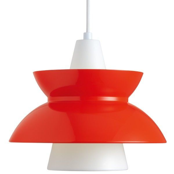 Louis Poulsen Doo-Wop hanglamp-Rood