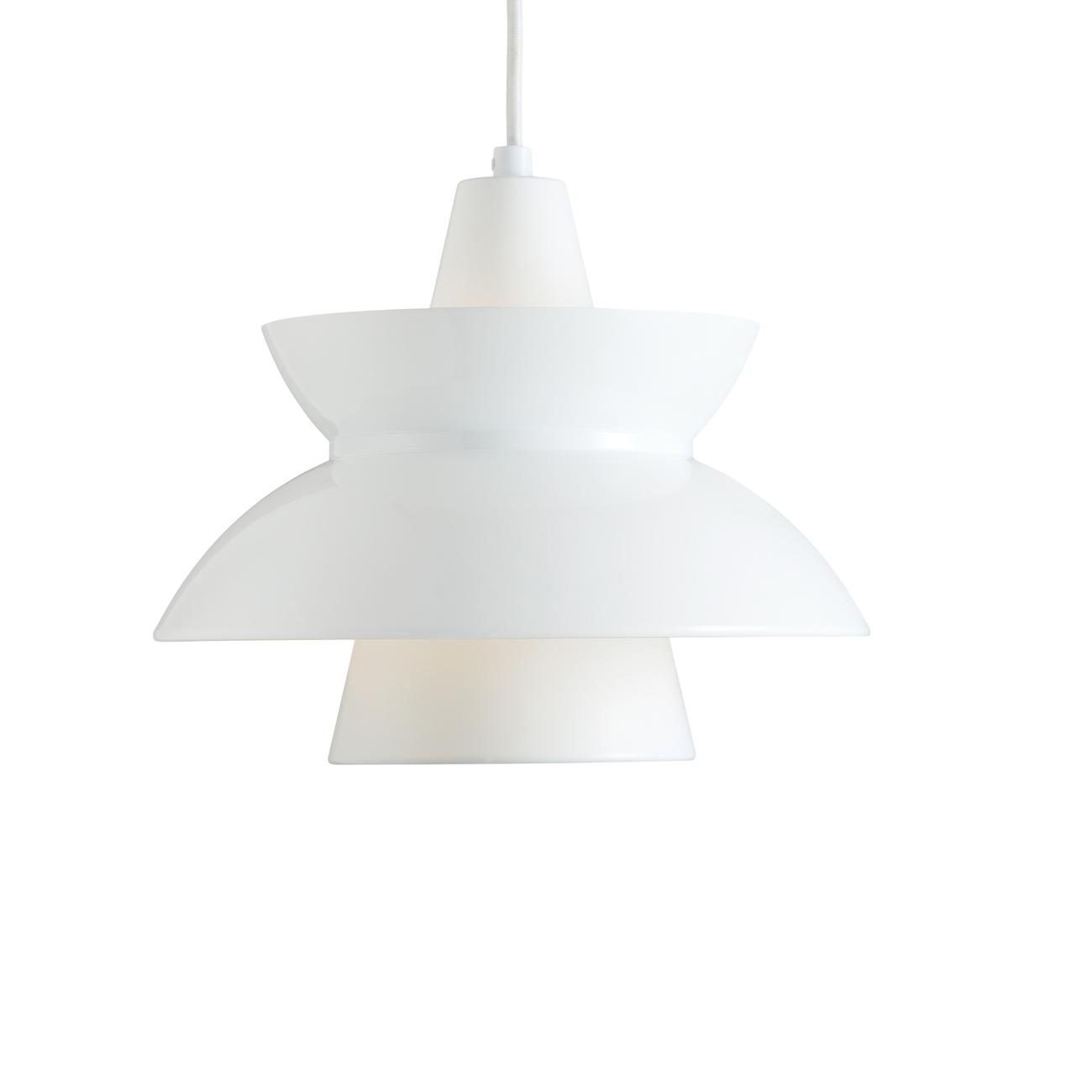 Louis Poulsen Doo-Wop hanglamp-Wit