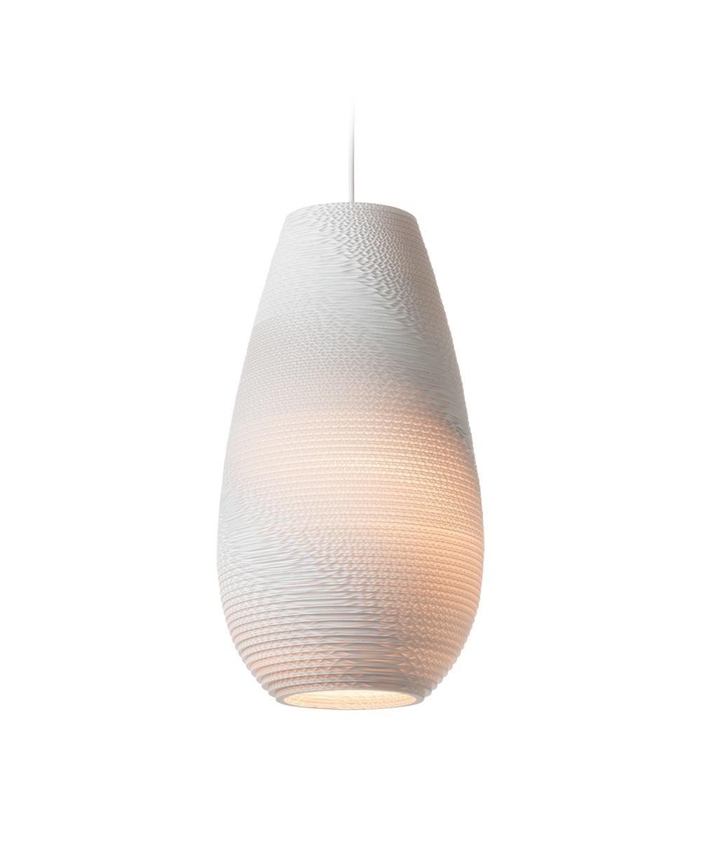 Graypants Drop wit hanglamp-ø 25 cm