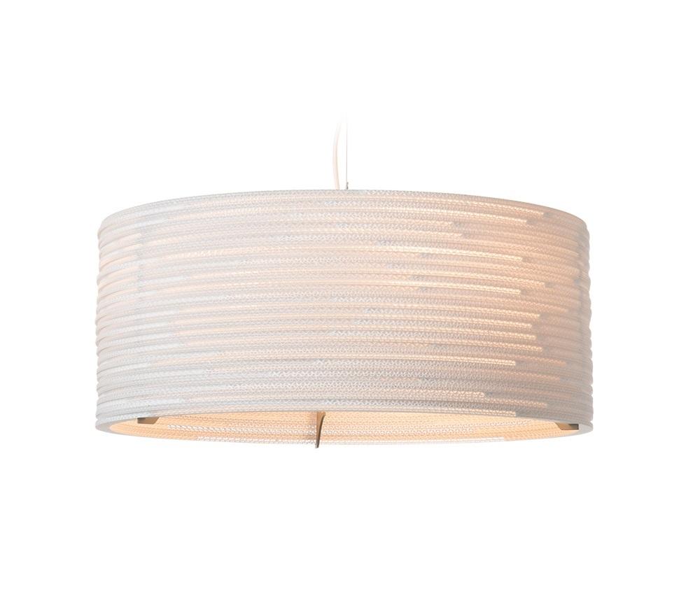 Graypants Drum wit hanglamp-� 92 cm