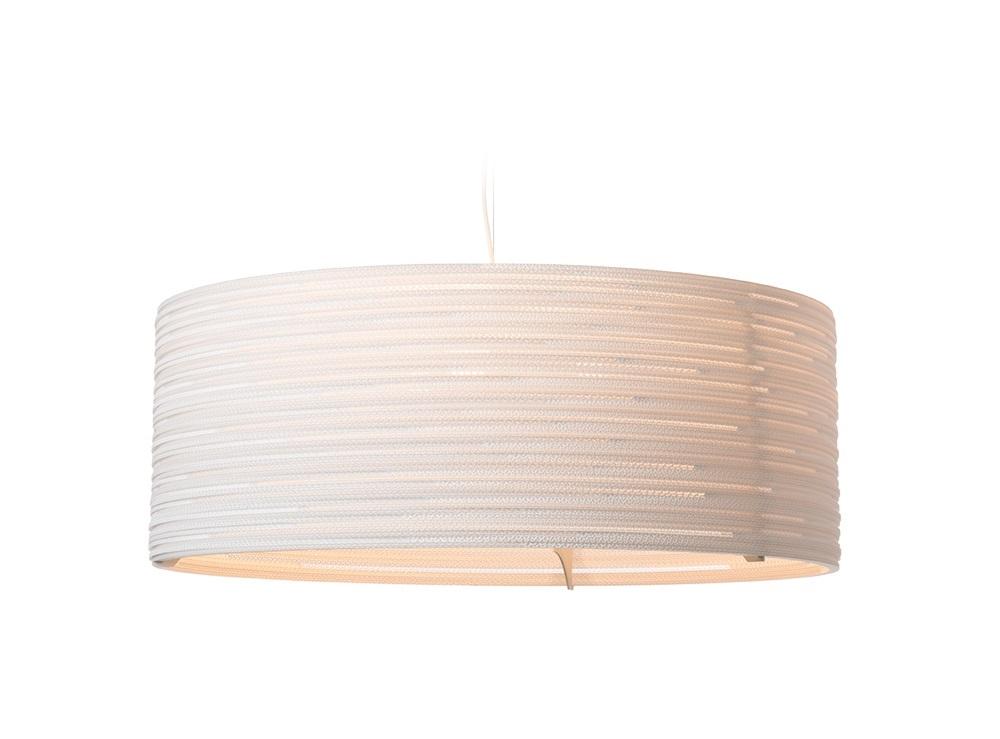 Graypants Drum wit hanglamp-ø 61 cm