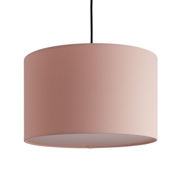 Hay Drum LED small hanglamp-Kvadrat ace pale pink