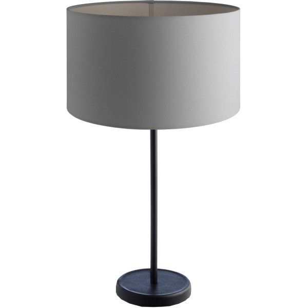 Hay Drum LED tafellamp-Kvadrat ace light grey