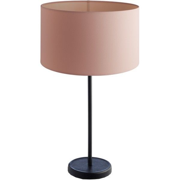 Hay Drum LED tafellamp-Kvadrat ace pale pink