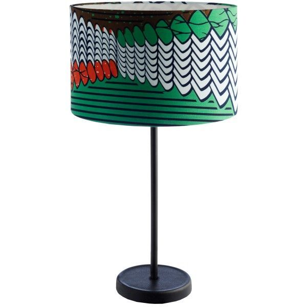 Hay Drum LED tafellamp-Vlisco think