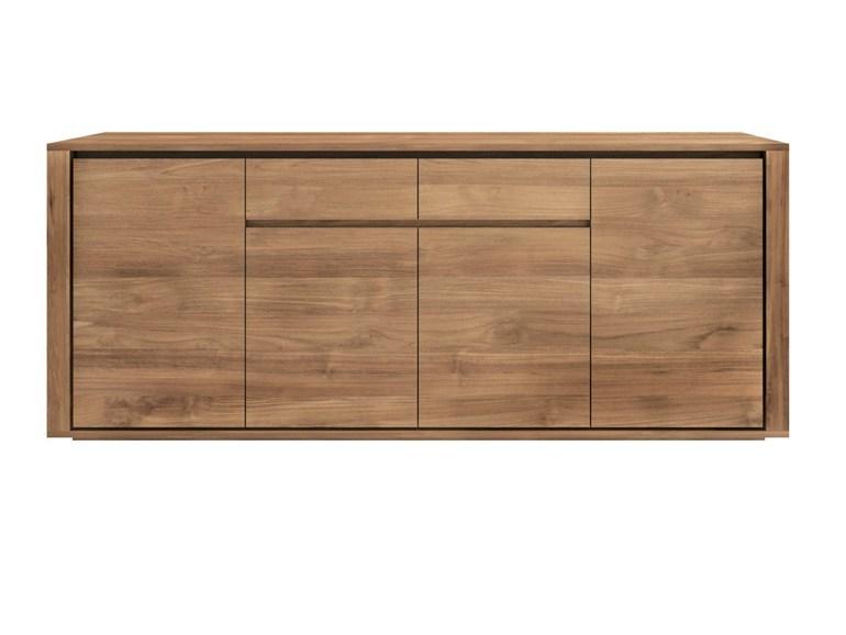 Ethnicraft Elemental Sideboard dressoir-4 deurs