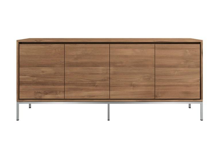 Ethnicraft Essential Sideboard dressoir-4 deurs