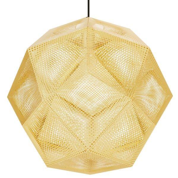 Tom Dixon Etch 50 cm hanglamp
