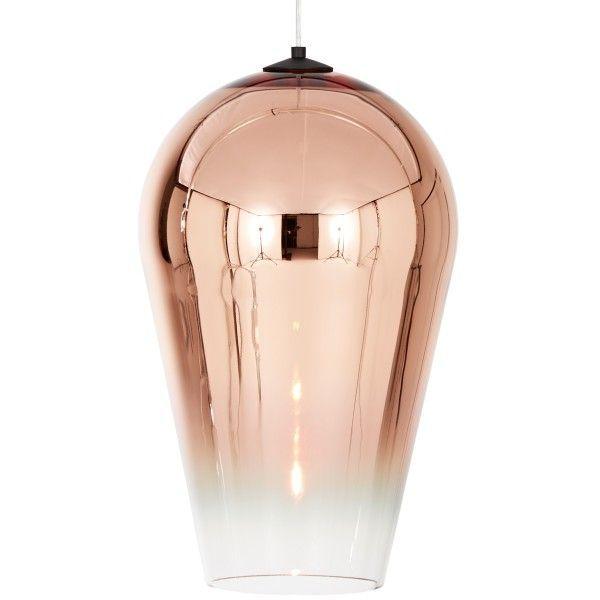 Tom Dixon Fade hanglamp-Koper
