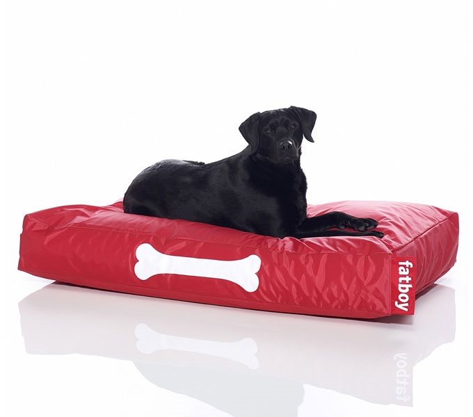 Fatboy Doggielounge Large-Rood