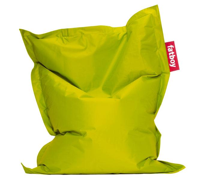 Fatboy Junior zitzak-Lime groen