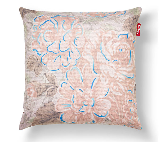 Fatboy Cuscino Special kussen-Small Floral Blue