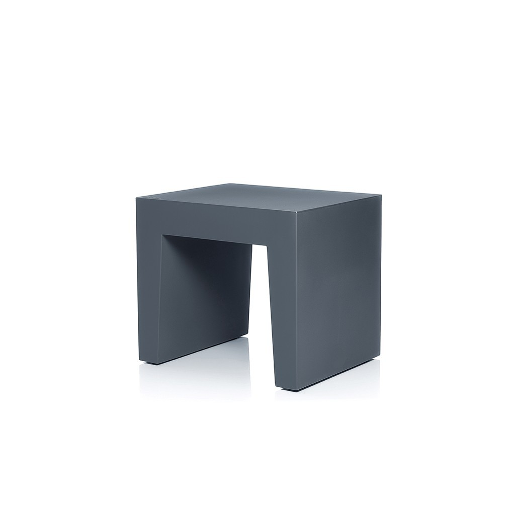 Fatboy Concrete Seat krukje-Antraciet