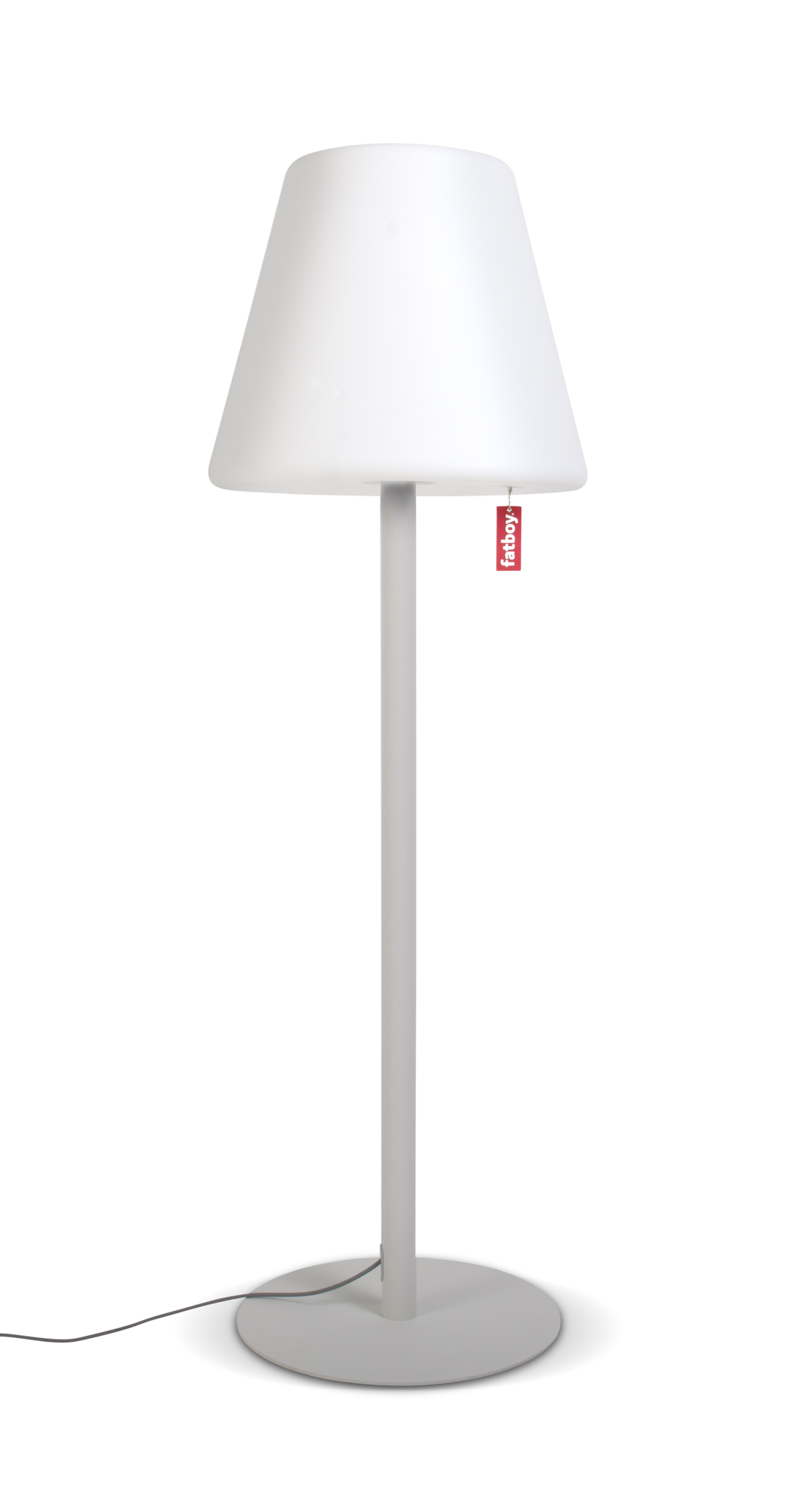 Fatboy Edison the Giant vloerlamp-Licht grijs