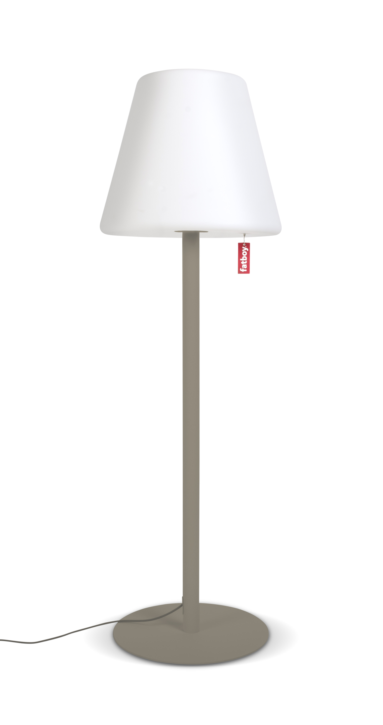 Fatboy Edison the Giant vloerlamp-Taupe