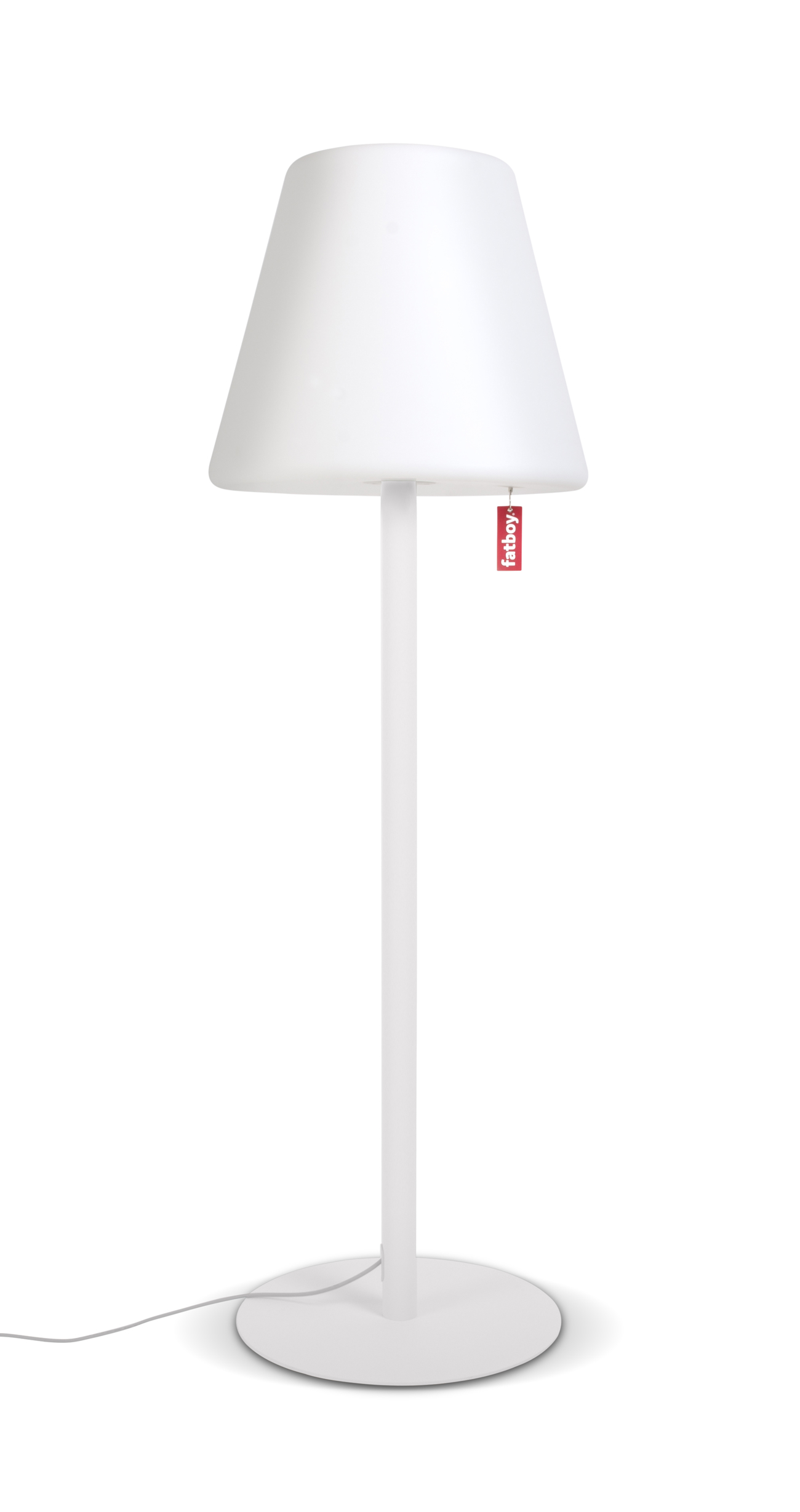 Fatboy Edison the Giant vloerlamp-Wit