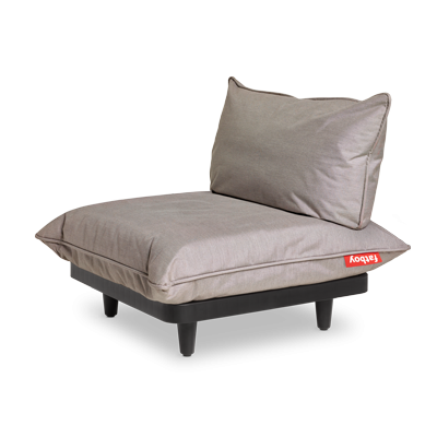 Fatboy Paletti Nature Grey Seat
