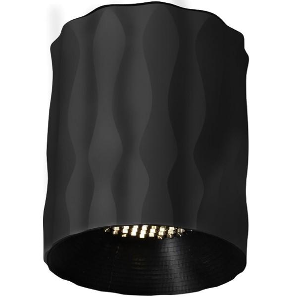 Artemide Fiamma 15 Ceiling plafondlamp-Zwart