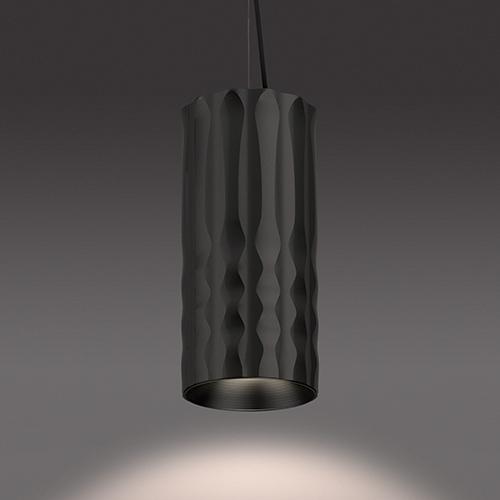 Artemide Fiamma 30 Suspension hanglamp-Zwart