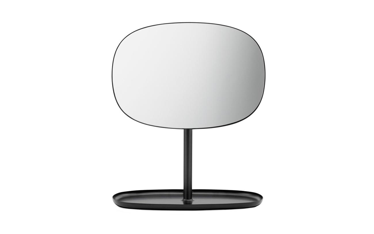 Spiegel Zwart Metaal : Spiegel zwart metaal affordable house doctor metalen spiegel met