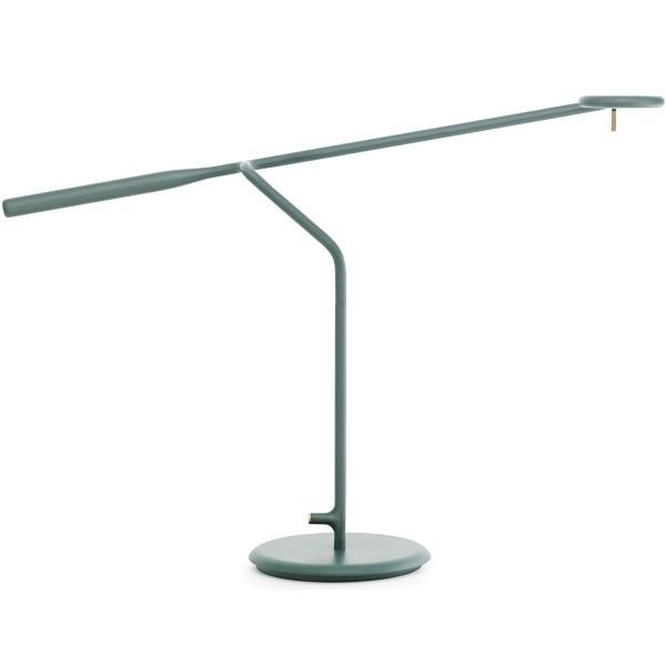 Normann Copenhagen Flow EU tafellamp-Donker groen