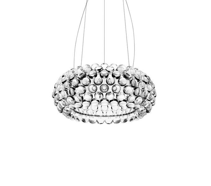 Foscarini Caboche hanglamp-Transparant-Media