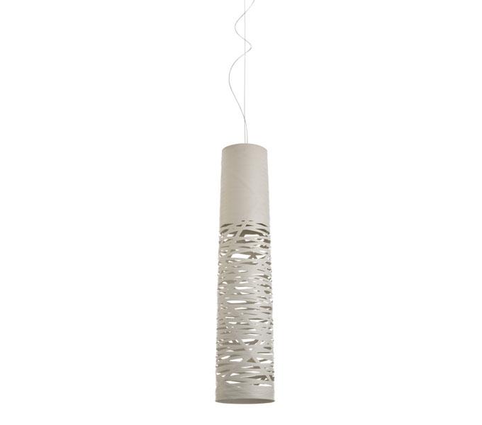 Foscarini Tress hanglamp-Piccola-Wit