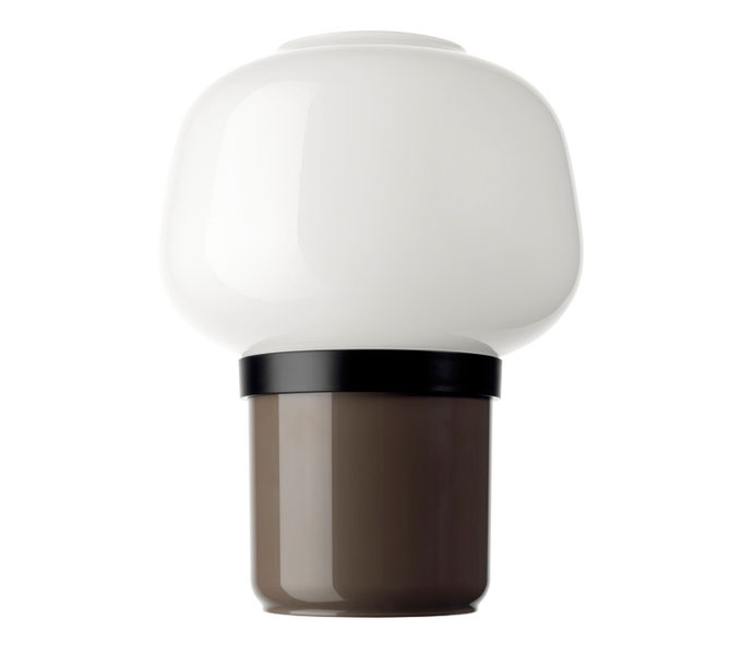 Foscarini Doll tafellamp-Grijs