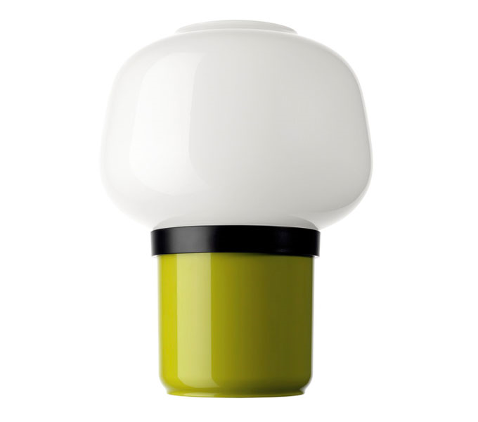 Foscarini Doll tafellamp-Groen