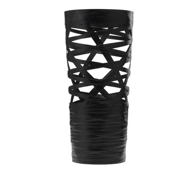 Foscarini Tress tafellamp-Zwart-Tress