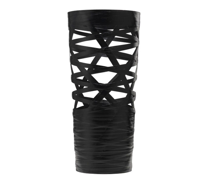 Foscarini Tress tafellamp-Zwart-Tress mini