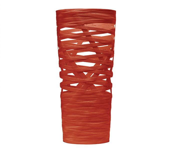 Foscarini Tress tafellamp-Rood-Tress