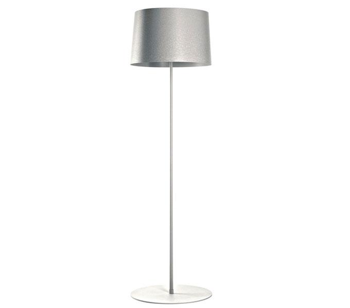 Foscarini Twiggy Lettura vloerlamp-Wit