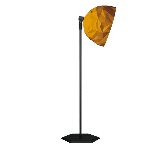 Foscarini Rock vloerlamp-Goud