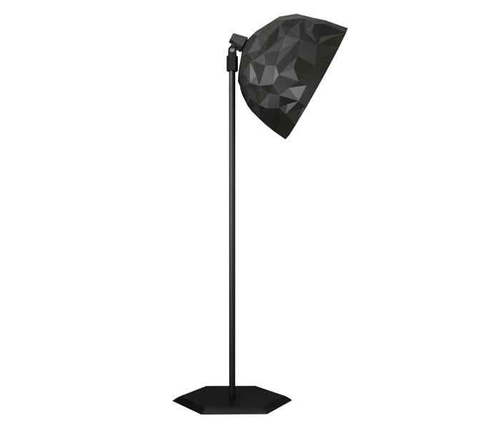 Foscarini Rock vloerlamp-Zwart