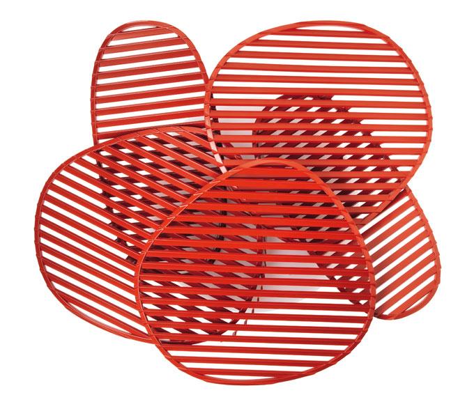 Foscarini Nuage wandlamp-Rood
