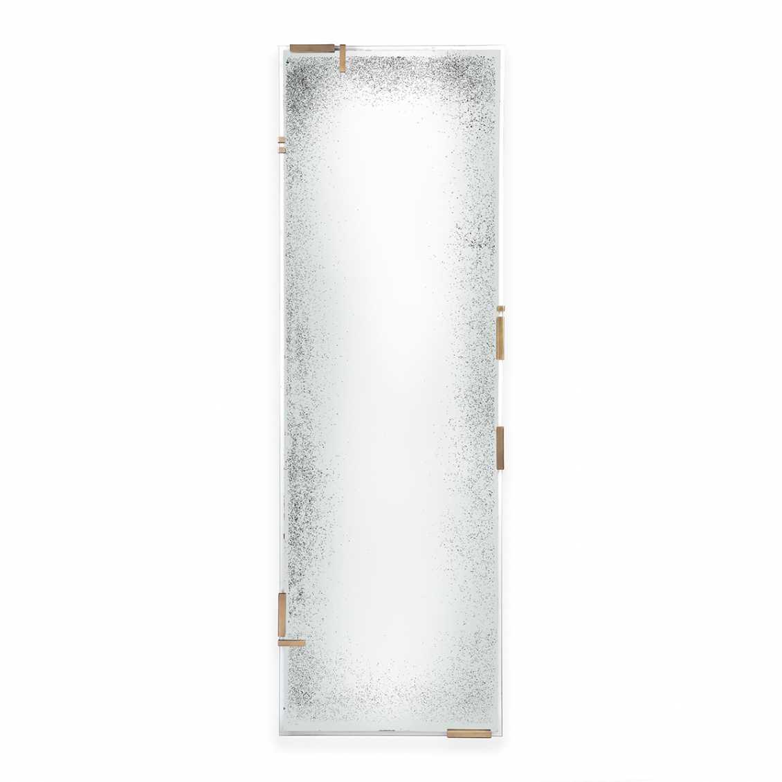 Ethnicraft Clear Frameless Medium Floor spiegel